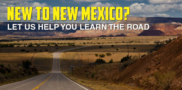 New To New Mexico?